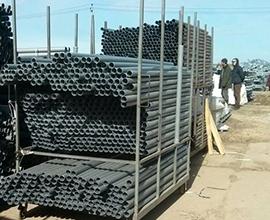 Завод начал производство трубы для внутренней канализации D 75 мм